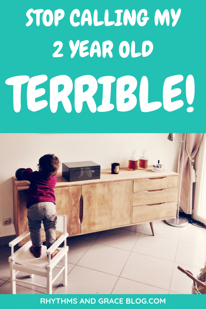 "Duh! I can't believe I never thought of this but it totally changed my perspective. Definitely switching how i think of the ""terrible twos."" And about my kids in general. This is so helpful for positive parenting and gentle parenting in general #parenting #parentingtips #toddlers #toddlerbehavior #terribletwos #2yearolds"