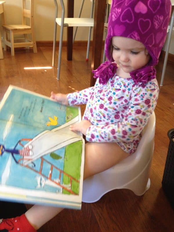 Potty Training Failures. At least this is all good for a laugh!