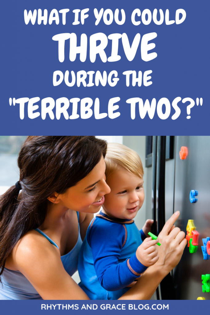 SO many great tips in here for dealing with the terrible twos... she suggests calling them the terrific twos and gives a lot of practical ideas for how to survive and thrive through toddler screaming, toddler tantrums, and more! Great resource for young moms of toddlers and babies! #parentingtips #toddlers #behavior #discipline #parenting #2yearolds