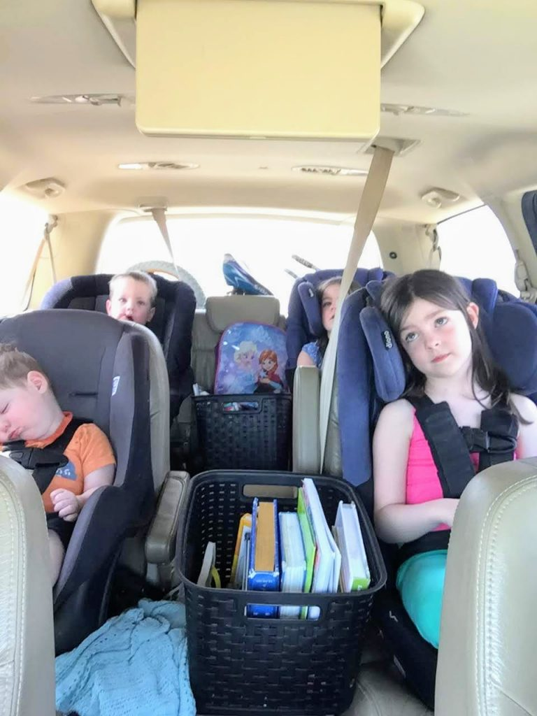 road trips toddlers movies