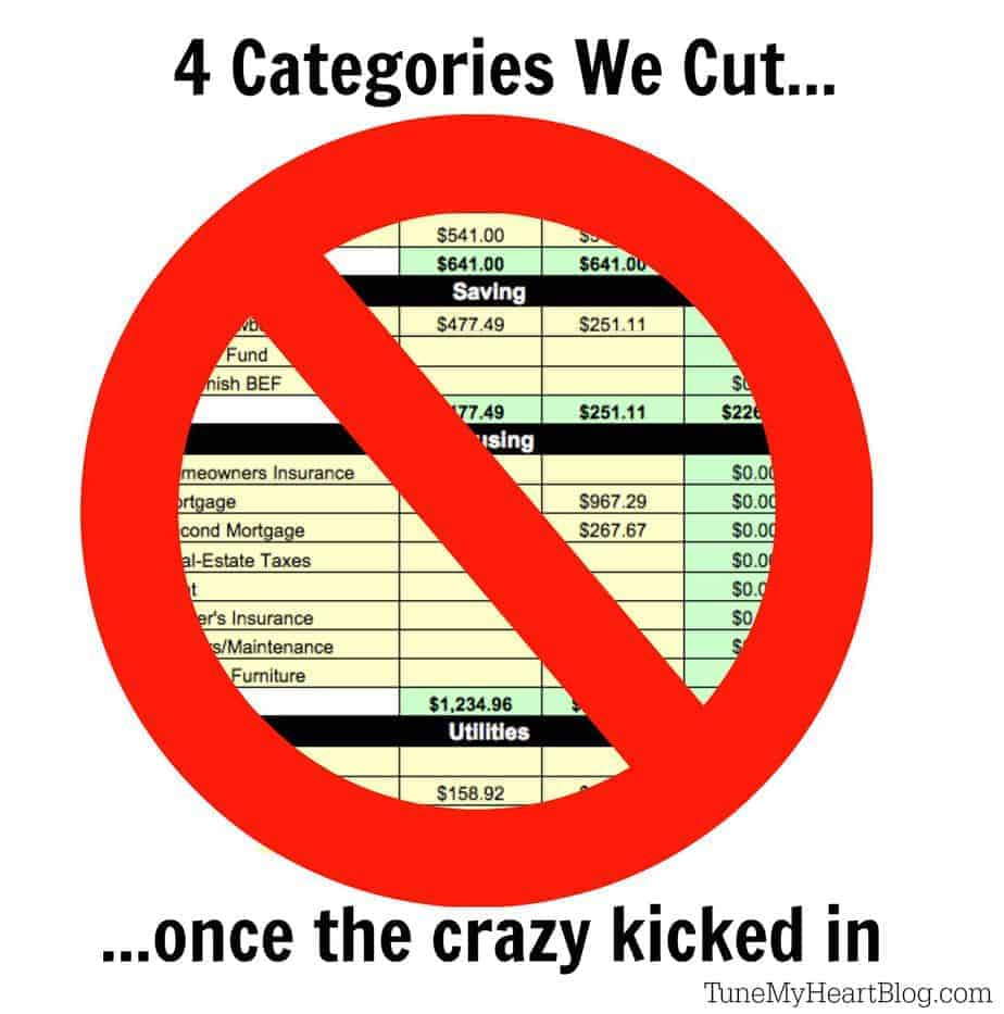 get crazy cut spending