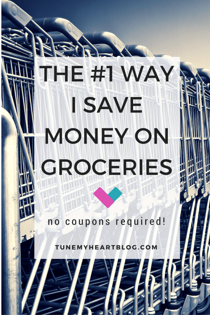 the #1 way I've been saving money on groceries (and it's so easy)!