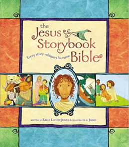 Use the Jesus Storybook Bible for your Jesse Tree Ornament Exchange: A simple, meaningful advent tradition for the whole family.