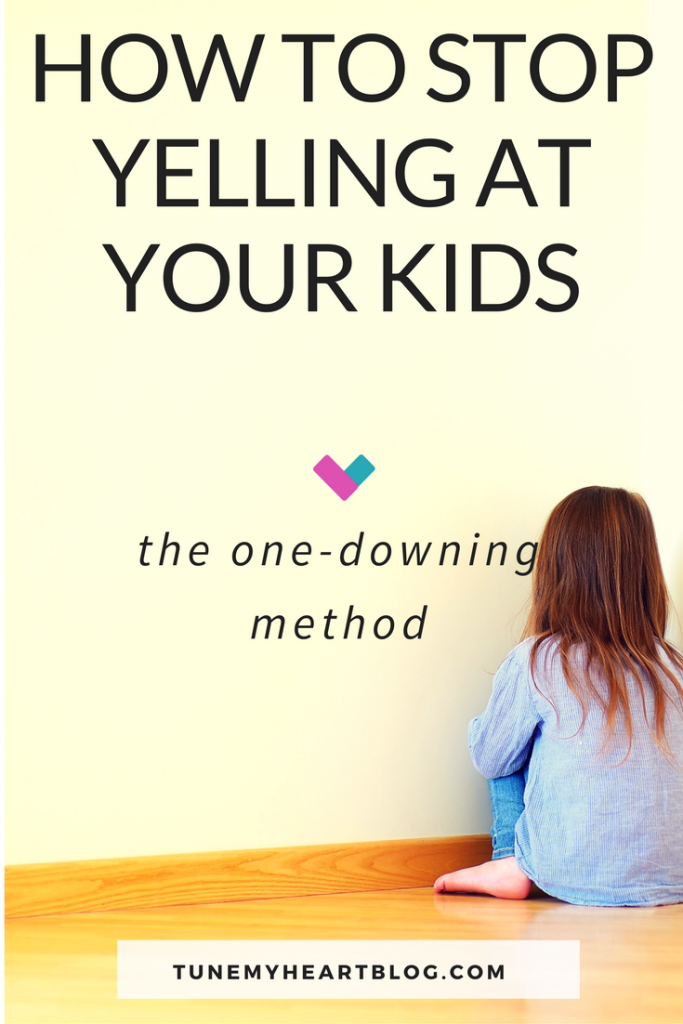 This simple parenting tip for how to stop yelling at your kids was so helpful for me!! Definitely a grace based parenting philosophy that works! #parenting #parentingtips #terribletwos #toddler #christianparenting