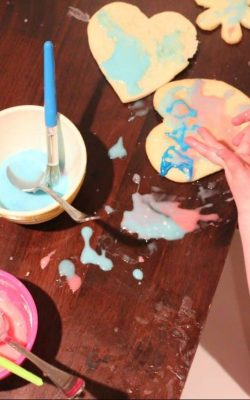 """In helping my kids clean up their mess, I've realized how much God helps us clean up our own messes. (""""Lessons I've Learned From My Kids"""" Series)"""