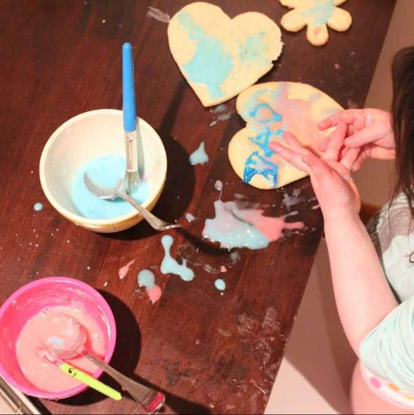 "In helping my kids clean up their mess, I've realized how much God helps us clean up our own messes. (""Lessons I've Learned From My Kids"" Series)"