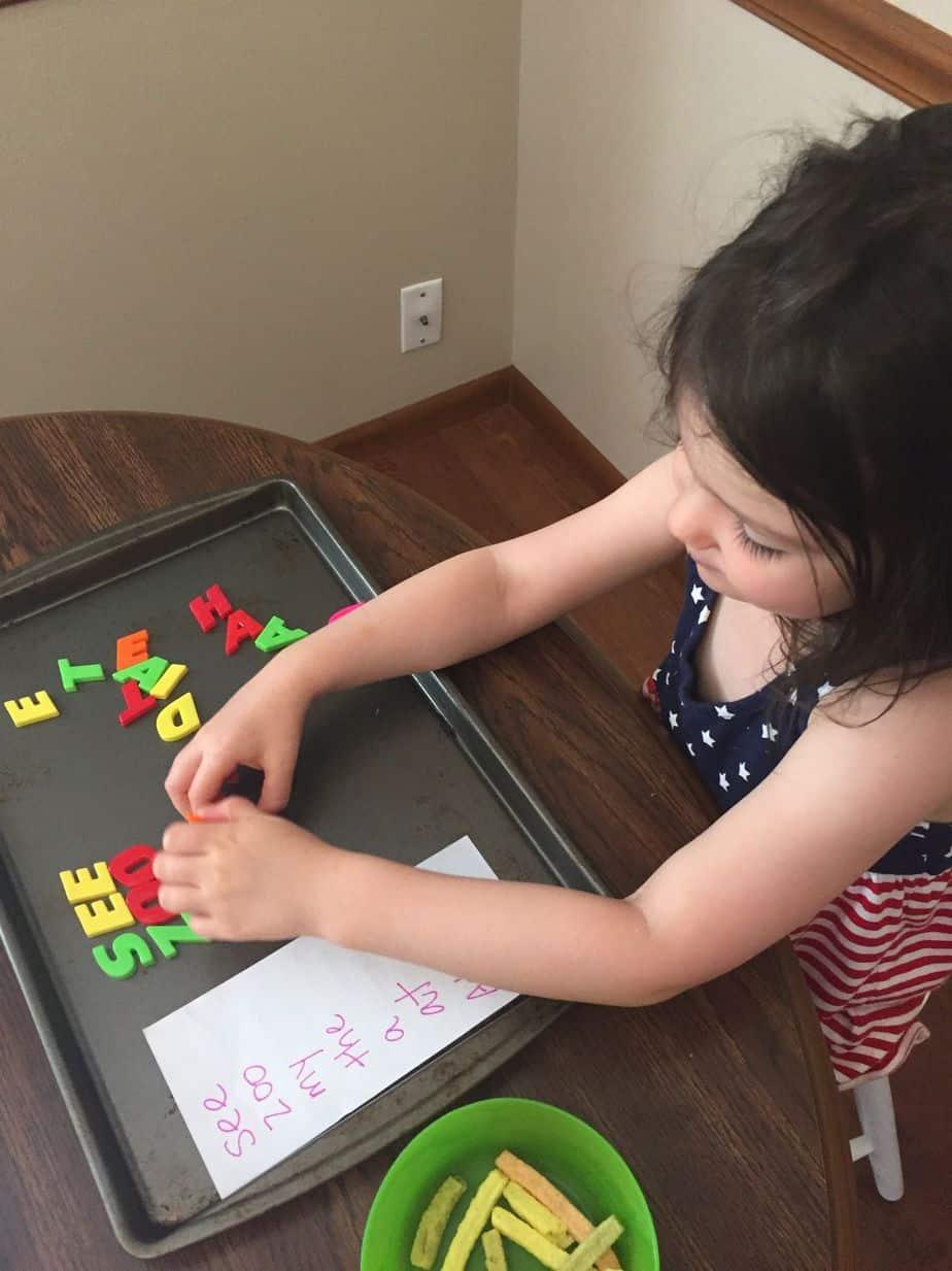 sight words | sight word activities | sight words kindergarten | sight words preschool | preschool at home | curriculum | preschool curriculum | pre reading skills | pre reading activities