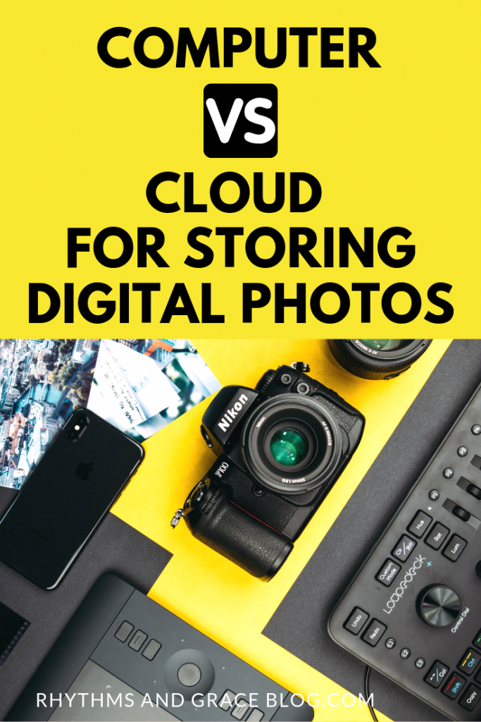 What is the best way to store digital photos long term? Should you organize pictures in the cloud? Here are the pros and cons of digital photo storage options and a quick guide to setting up google photos storage.