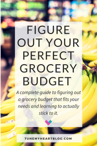 What Should Your Grocery Bill Be? | Figure it Out with This Formula!