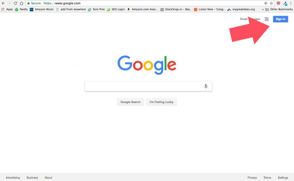 google photos organizing step 1