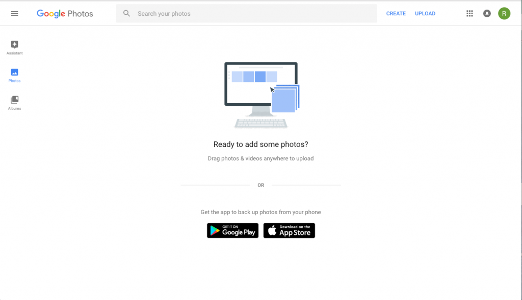 managing pictures with google photos tutorial