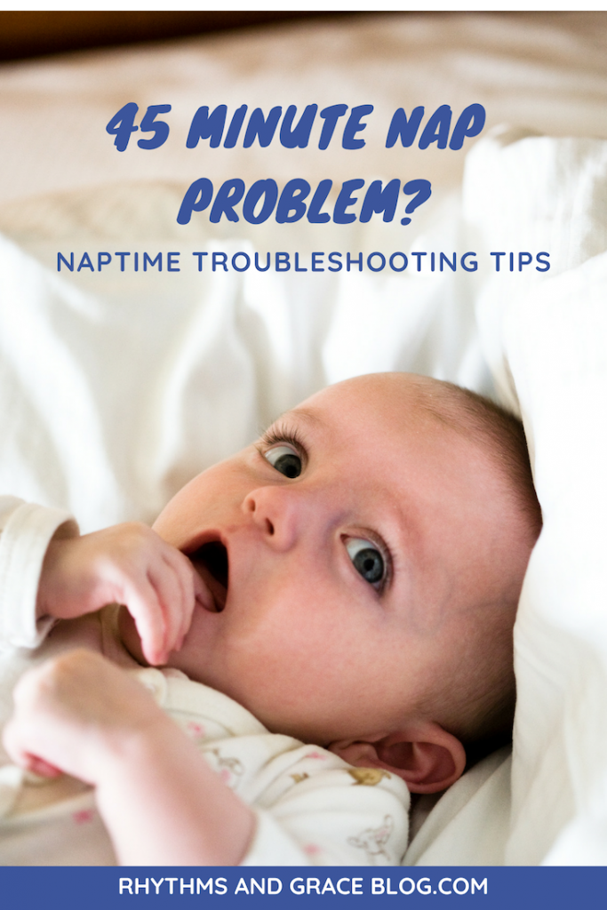 Baby Won't Nap in crib? Learn baby napping tips and baby nap schedule from a mom of 4. Teach baby to self soothe, and use this #1 infant sleep training tip to troubleshoot naptime! #naptime #babysleeptips #sleeptraining