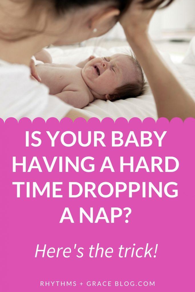 nap transition tips