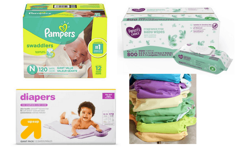 best store brand diapers; best cheap diapers; best diapers for newborns; best disposable diapers; best wipes; cheapest baby wipes
