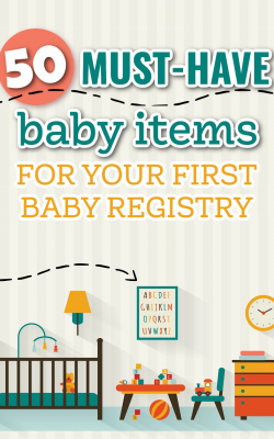 baby registry must haves blog