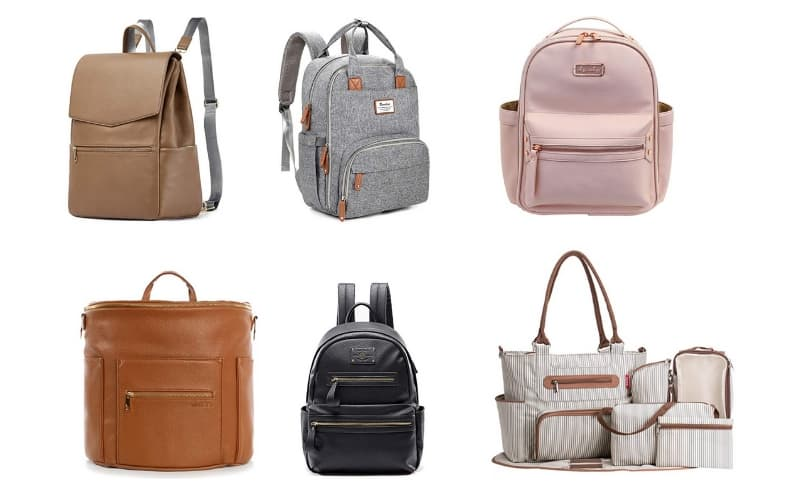 best diaper bags minimalist mom