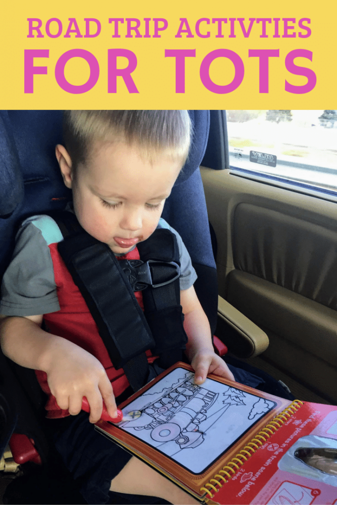road trip activities toddlers water wow