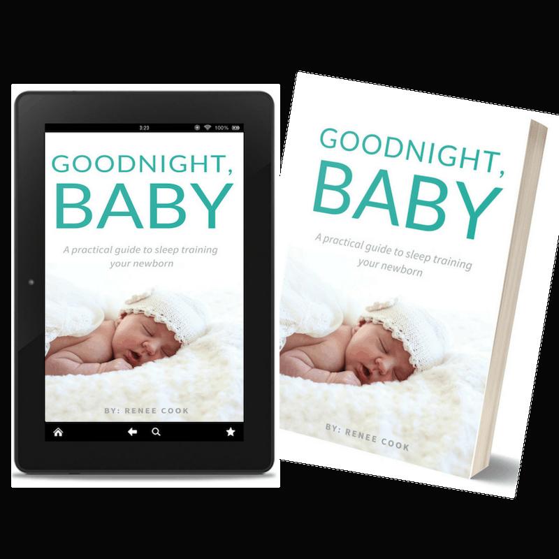 baby sleep training book