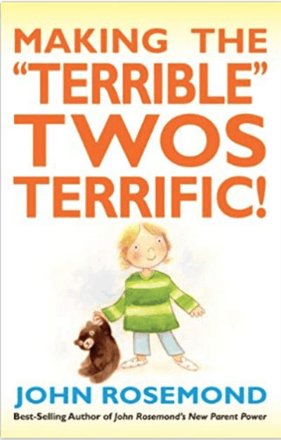 terrible twos tips book