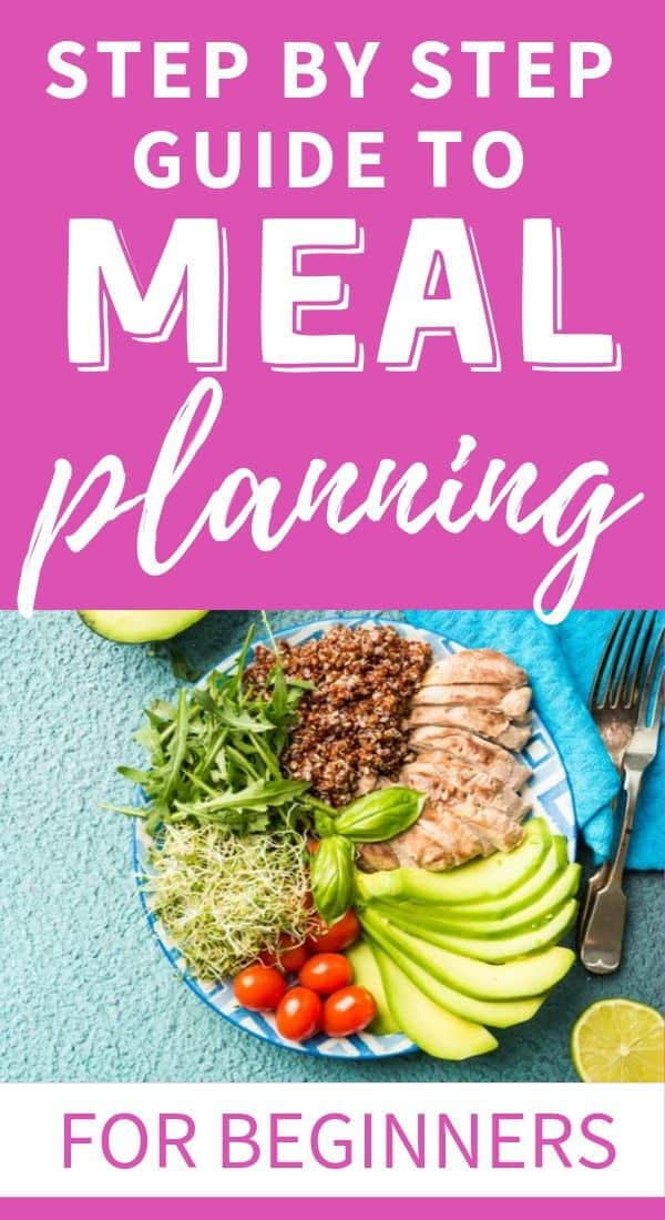 The Ultimate Guide to Simple Monthly Meal Planning Even