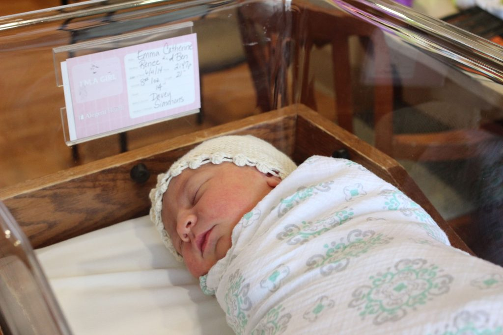 what to bring to hospital first baby