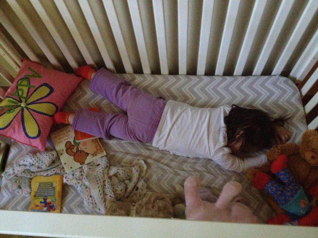 toddler sleep schedule habits