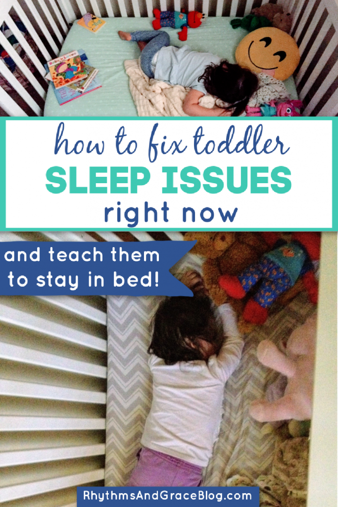 2 year old sleep schedule habits problems pin