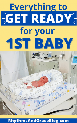 preparing first baby labor and delivery