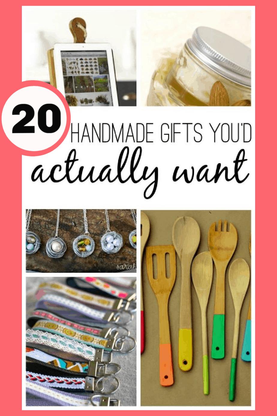 handmade gifts made easy