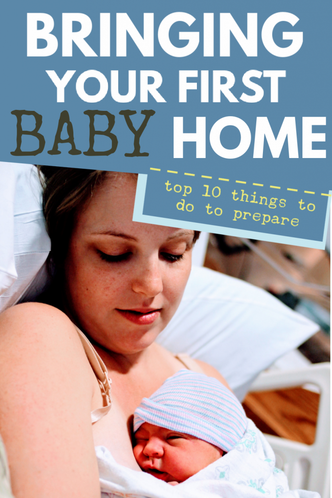 bringing first baby home hospital 10 tips
