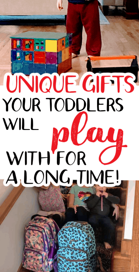 unique fun toddler gifts