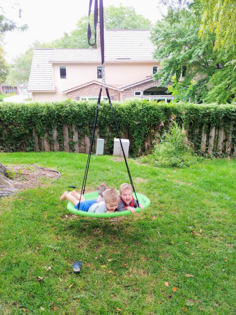 unique fun gifts for toddlers tree disc swing