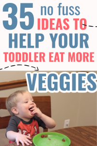getting kids to eat vegetables